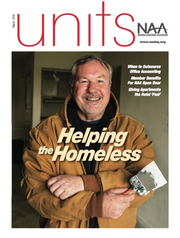 Working To Solve Homelessness